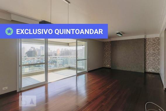 Apartamento No 24º Andar Com 4 Dormitórios E 3 Garagens - Id: 892958283 - 258283