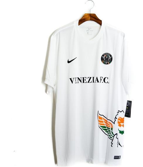 Camisa De Futebol Masculino Venezia 2016/17 Nike 725891-100