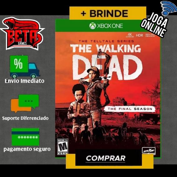 The Walking Dead - Xbox One - Midia Digital + Brinde