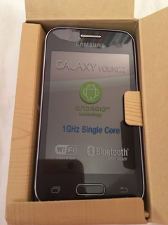 Samsung Galaxy Young 2 8gb 5mp Android 4.4 Nuevo Liberado Ti