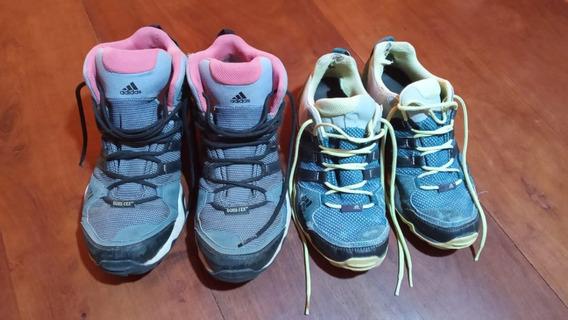 Zapatillas adidas Terrex - Se Venden Las Dos A Ese Precio