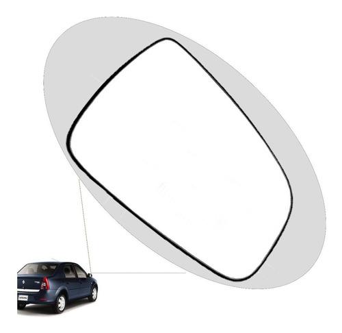Luna Vidrio Espejo Derecha Renault Logan