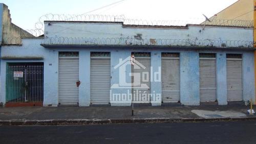 Sala À Venda, 135 M² Por R$ 400.000 - Campos Elíseos - Ribeirão Preto/sp - Sa0255