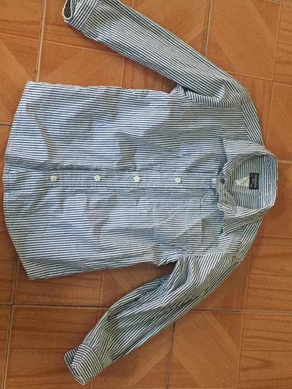 Camisa Para Niño Marca Oshkosh Talla 6
