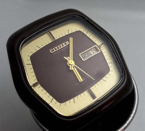 Relógio Citizen Automático Raro