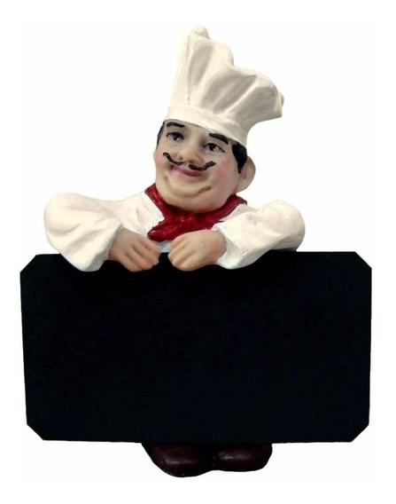 Cozinheiro Lousa Cozinha Bar Pizzaria Restaurante