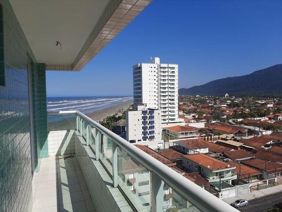 Apartamento De 2 Dorm. Com Suíte No Flórida Na Praia Grande
