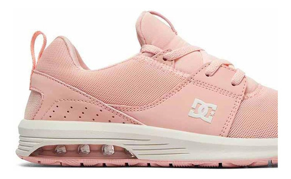 Zapatillas Dc Heathrow Ia Rosa
