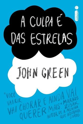 Livro - A Culpa É Das Estrelas - Frete 8,00