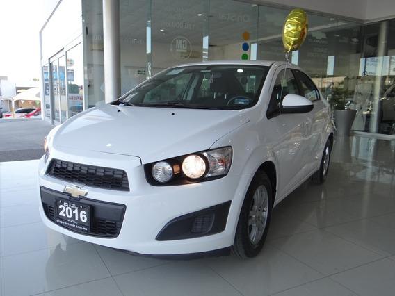 Chevrolet Sonic 2016 1.6 Lt At 4 P