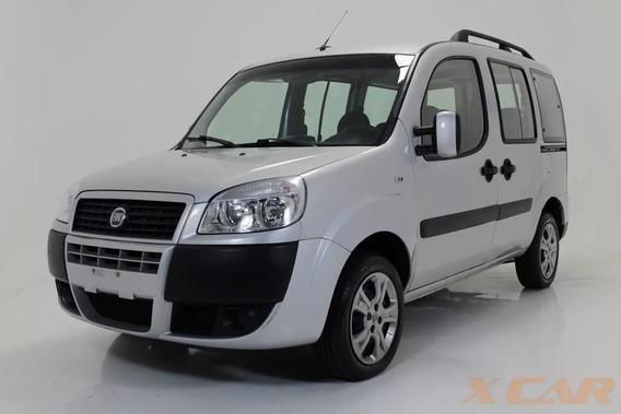 Fiat Doblo 0km 7 Asientos Retira Con $98.600 Tomo Usados D-
