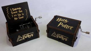 Caja Músical Harry Potter
