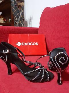 Zapatos De Baile Tango Salsa Bachata