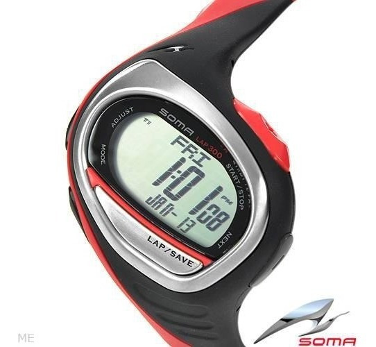 Reloj Soma Original Deportivo 02248522