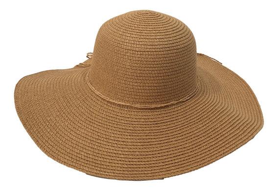 Sombrero 2pz Para Dama De Playa Colores