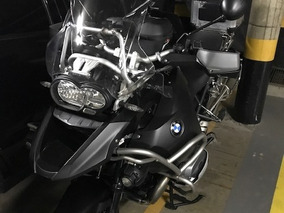 Bmw Gs1200 Adventure Triple Black