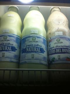 Yogurt Natural Del Campo La Choza Organico