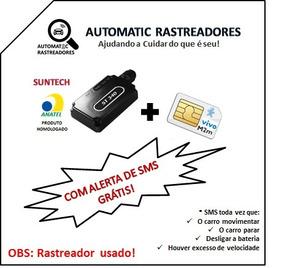 Rastreador Lc340/r$ 150,00+chip M2m Com Alerta De Sms(usado)