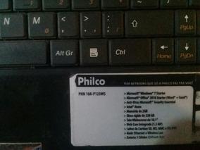 Netbook Carcaca Phn 10a P123ws