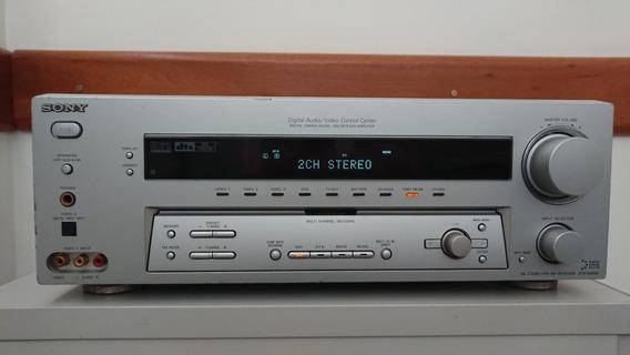 Receiver Sony Str De 895 Otimo Estado