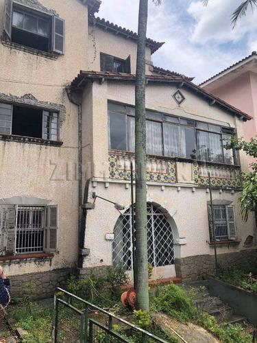 Imagem 1 de 12 de Casa - Pacaembu - Ref: 133128 - V-133128