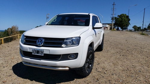 Volkswagen Amarok 2.0 Cd Tdi 180cv 4x4 Trendline At 2015