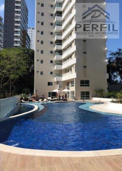 Apartamento Para Venda Em Salvador, Horto Florestal, 4 Dormitórios, 3 Suítes, 4 Banheiros, 4 Vagas - 376