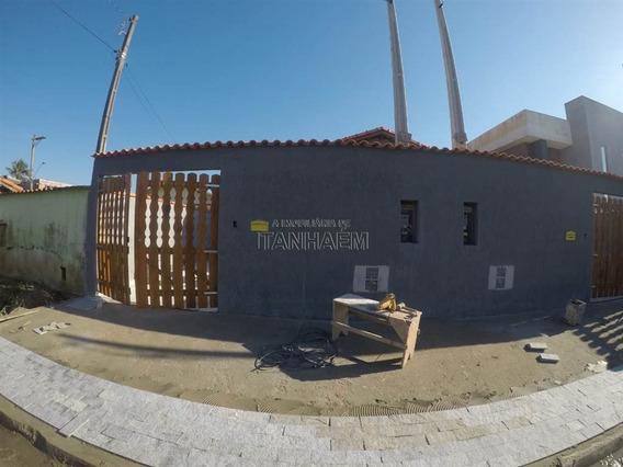 Casa Ótima Para Financiar Em Itanhaém.