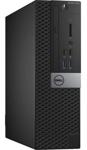 Desktop Dell Optplex 5040 I7-6700, 16gb, Ssd 240gb, Dvd