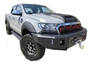 Defensa Tumbaburros Ford Ranger 2016/2017 Sin Led Delantera