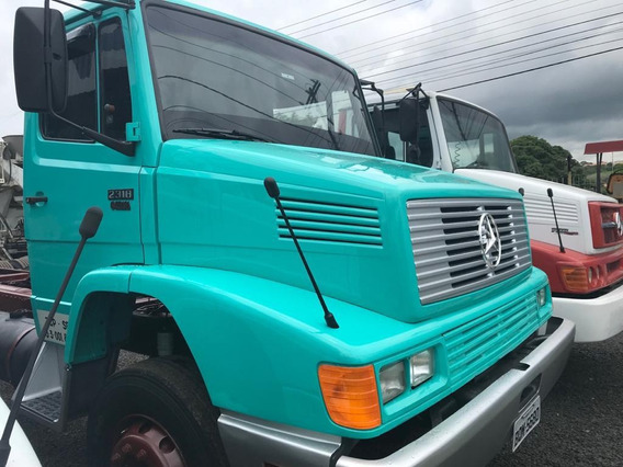 Mb 2318 6x4 - Chassi