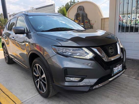 Nissan X-trail 2.5 Exclusive 3 Row Cvt 2019