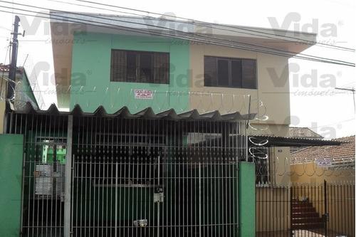 Imagem 1 de 14 de Casa Sobrado Em Jaguaré  -  São Paulo - 201425