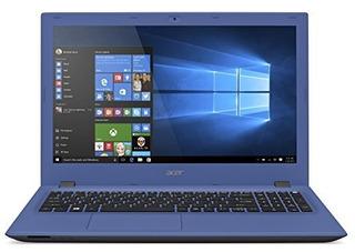 Acer Aspire E 15, 15.6 Pulgadas Hd, Pentium N3700, 4gb Ddr3l