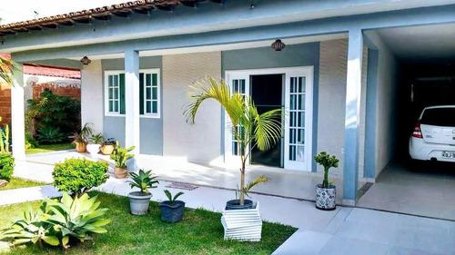 Imagem 1 de 21 de Casa Com 2 Quartos À Venda, 170 M² Por R$ 380.000 - Samburá (tamoios) - Cabo Frio/rj - Ca0019