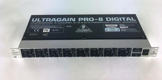 Ultra Gain Pro-8 Digital Ada Fotos Reais Do Produto