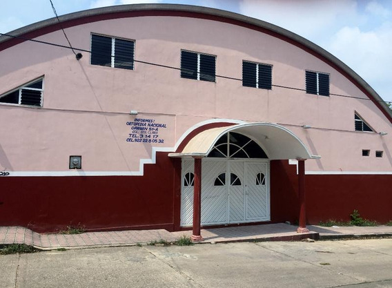 Venta O Renta De Bodega En La Colonia Insurgentes Norte, Minatitlan