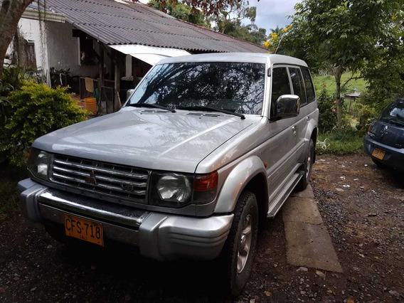 Mitsubishi Campero Campero Wagon Monter