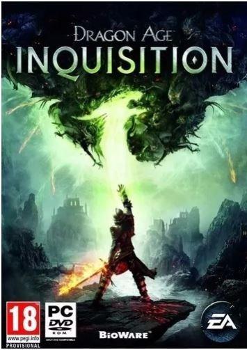 Dragon Age Inquisition Pc - Origin Key (envio Flash)