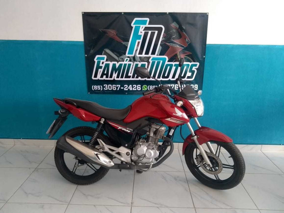 Honda Cg Fan 160 Esdi 2017 Flexone
