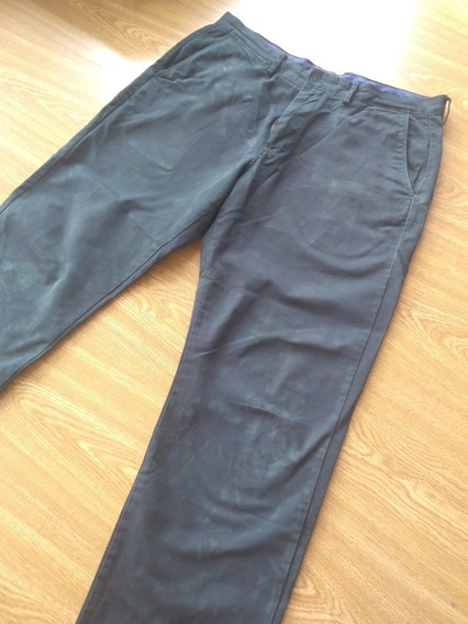 Pantalón Urban Slim J. Crew Broken In Talle 34
