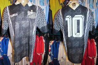 Bragantino 1996 Camisa Suplente Tamanho G Número 10.
