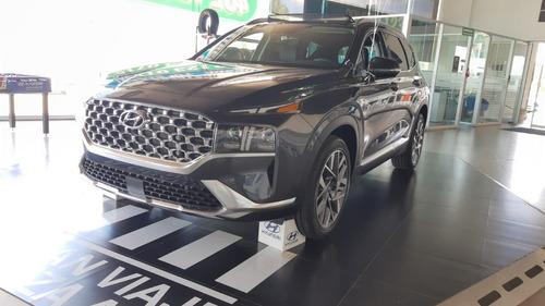 Imagen 1 de 7 de Nueva Hyundai Santa Fe Limited Tech At 2022