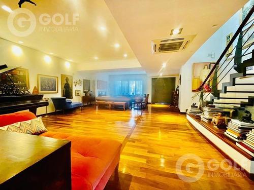Vendo Importante Residencia Sobre Avenida  4 Dormitorios  Reciclada - Punta Carretas