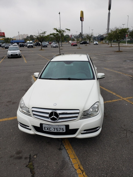 Mercedes-benz C180 Touring 1.8 Turbo 2012