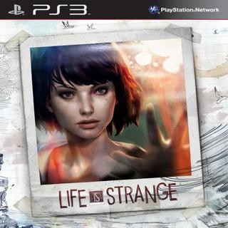 Life Is Strange Juego Ps3