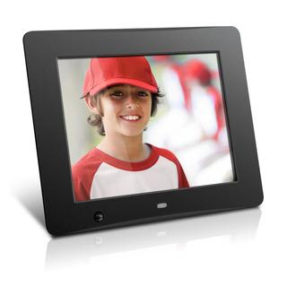 Portarretratos Digital 8 Pulgadas Usb Sensor Movimiento 4gb