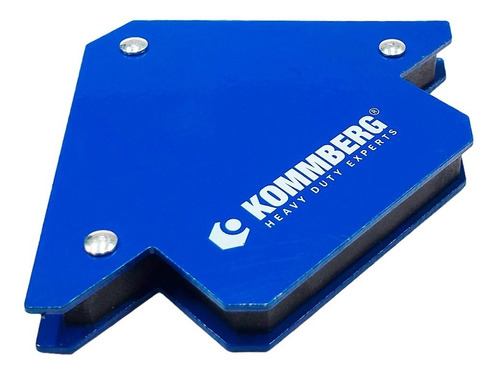Soporte Magnético Kommberg 11kgs 3 PLG P/soldadora