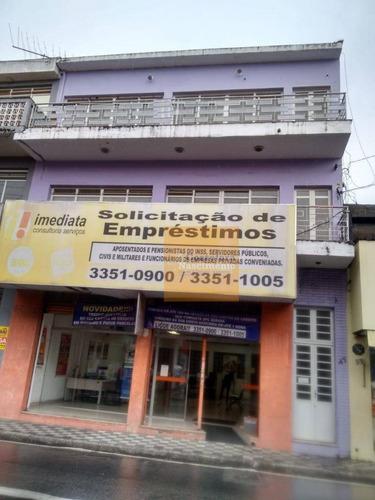 Imagem 1 de 18 de Casa Para Alugar, 462 M² Por R$ 2.800/mês - Centro - Jacareí/sp - Ca1661