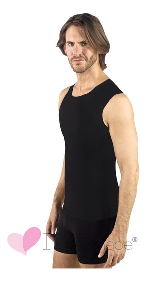 Camiseta Faja Licra Spanx Powernet Corrige Postura M4001